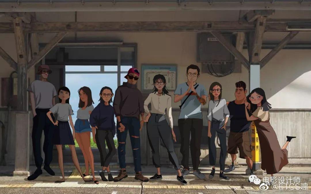 筑影专访:《小欢喜》设计曝光—还记得你高考时的样子吗?