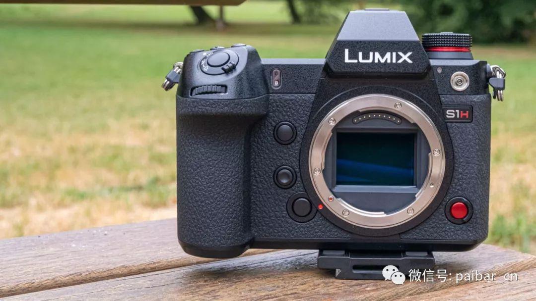 松下S1H正式推出——微单相机里的视频猛兽