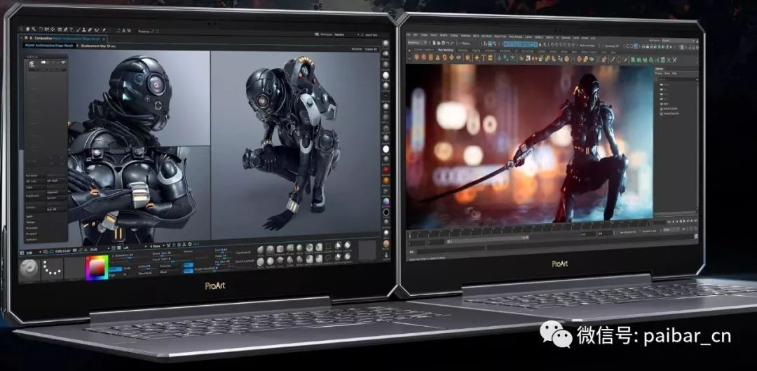 华硕ProArt StudioBook One推出:目前最强大的笔记本电脑