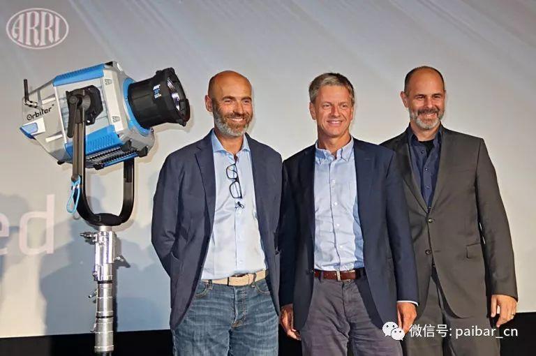 ARRI推出革命性的新款LED灯,外形像摄影机