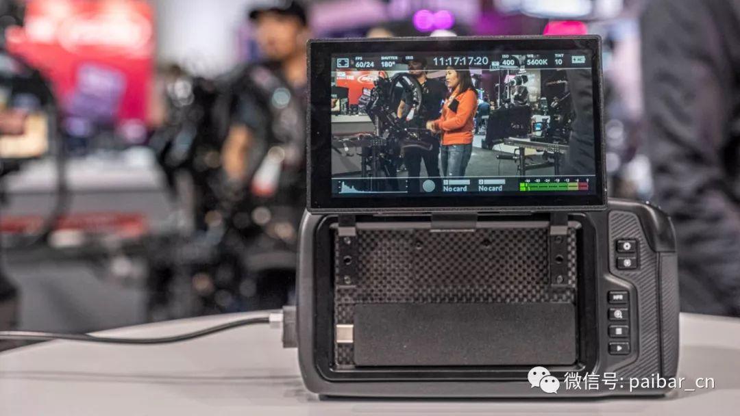 铁头推出 BMPCC 4K和6K 屏幕改装包