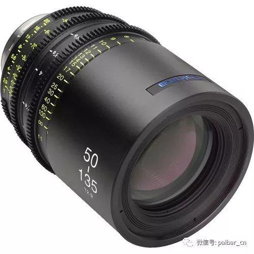 低价格,高质量的新款Tokina 50-135mm T2.9 Mark II变焦镜头推出