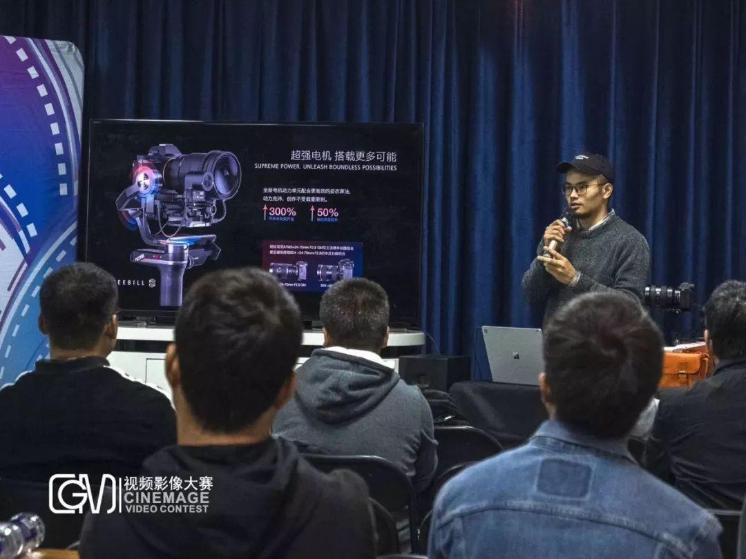 CMG视频影像大赛 十城巡展 · 郑州 & 济南来了!