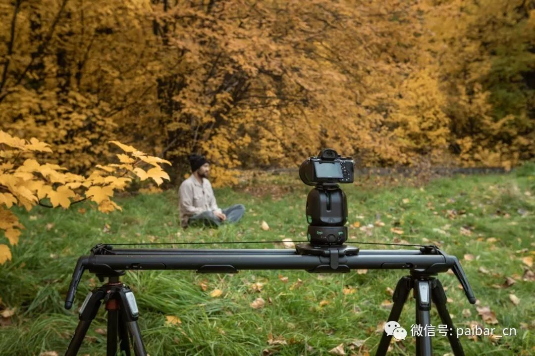 让你轻松的控制相机3轴运动:Syrp Genie II Epic套装