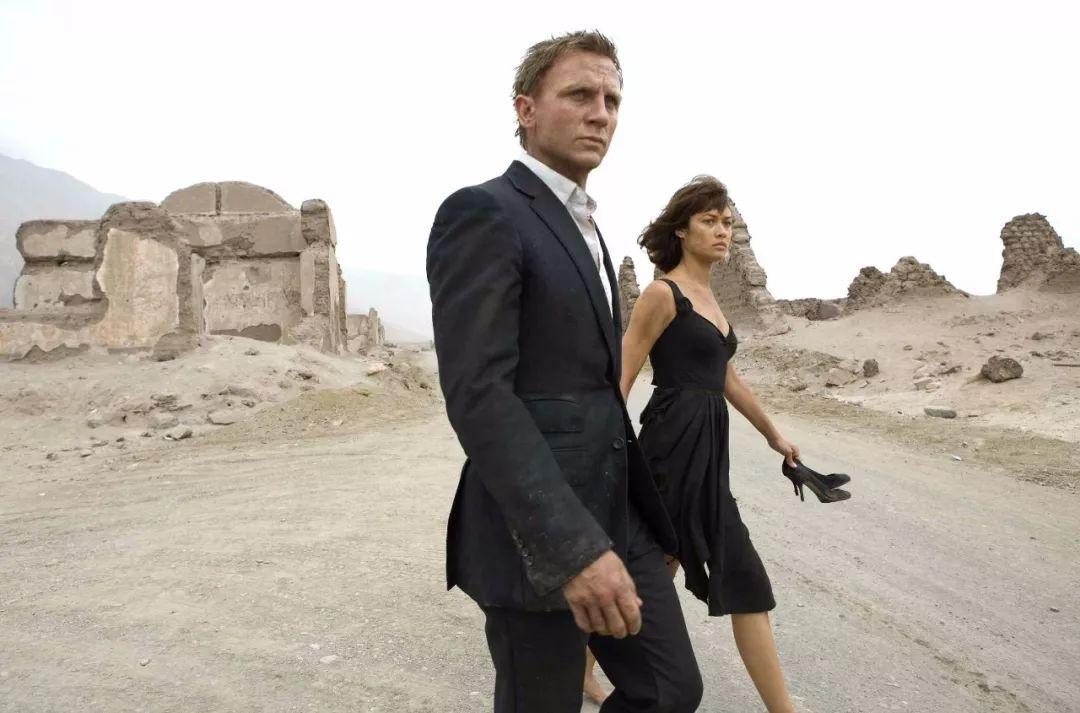 丹尼尔·克雷格,不只是007