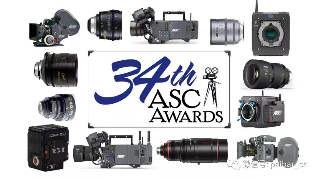 美国电影摄影师协会第34届长片竞赛提名作品;附使用设备