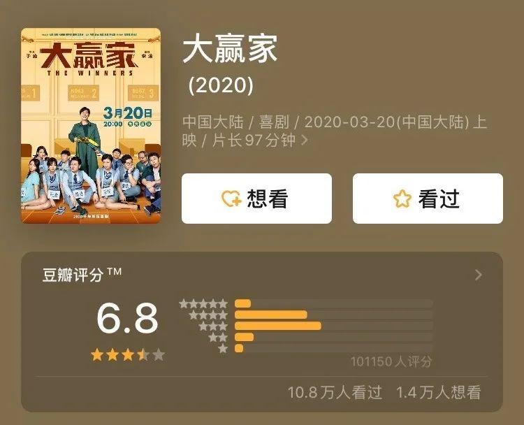《大赢家》导演于淼:我们蹲在马路边,商量怎么抢银行