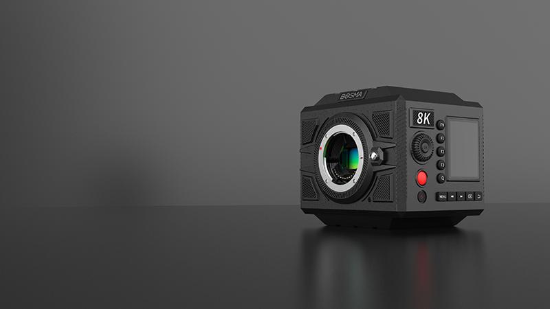 又一国产8K超高清摄像机发布,可8K+5G直播推流 5G+8K快讯 第1张