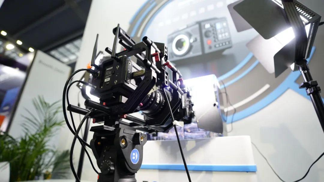 又一国产8K超高清摄像机发布,可8K+5G直播推流 5G+8K快讯 第3张