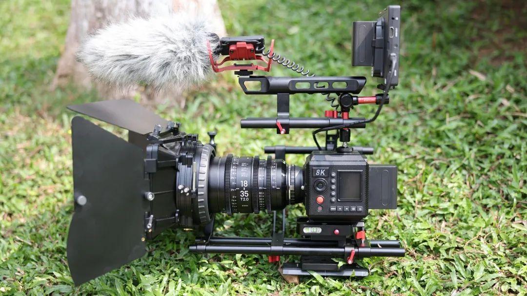 又一国产8K超高清摄像机发布,可8K+5G直播推流 5G+8K快讯 第5张