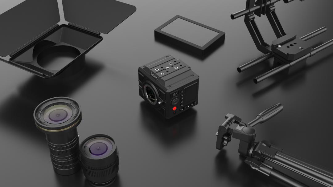 又一国产8K超高清摄像机发布,可8K+5G直播推流 5G+8K快讯 第7张