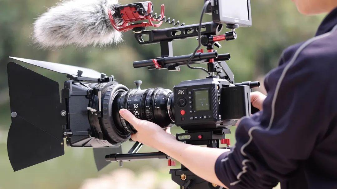 又一国产8K超高清摄像机发布,可8K+5G直播推流 5G+8K快讯 第8张