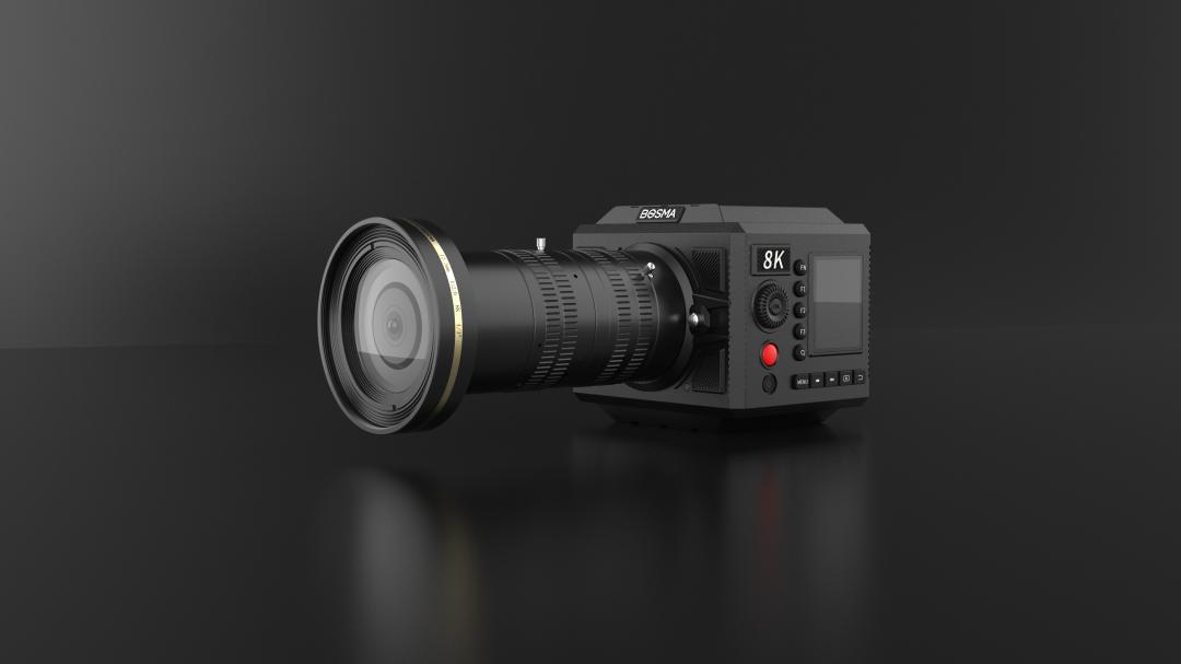 又一国产8K超高清摄像机发布,可8K+5G直播推流 5G+8K快讯 第9张