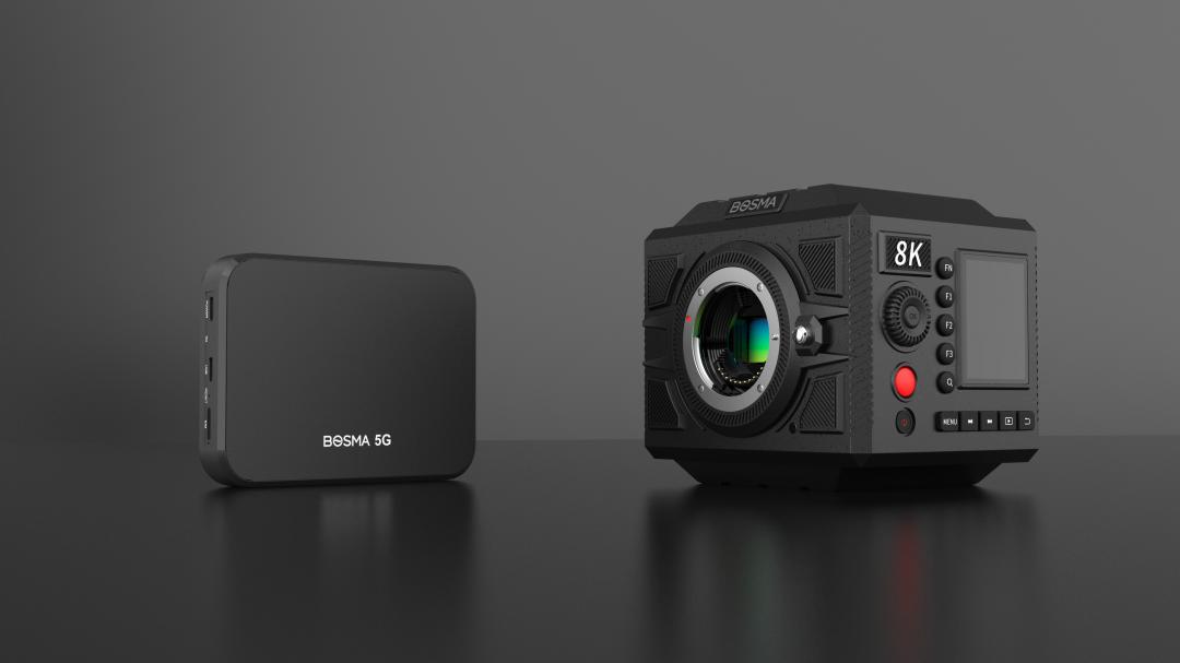 又一国产8K超高清摄像机发布,可8K+5G直播推流 5G+8K快讯 第11张