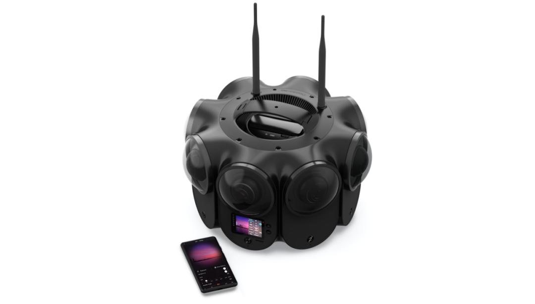 看到科技发布12K 3D影视级VR摄影机Kandao Obsidian Pro 5G+8K快讯 第4张