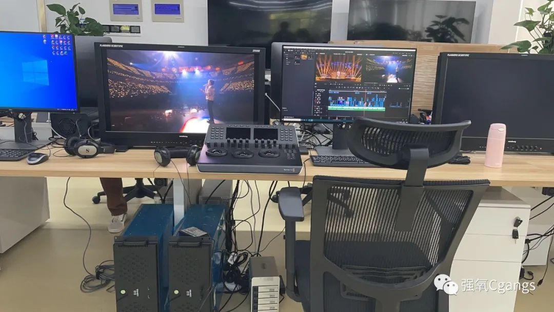 强氧团队为咪咕视讯打造4K/8K全流程后期制作系统 8K电脑硬件 第1张