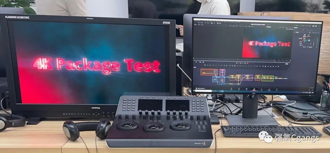 强氧团队为咪咕视讯打造4K/8K全流程后期制作系统 8K电脑硬件 第3张