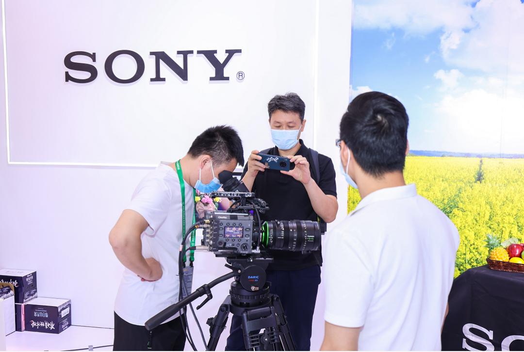 "4K/8K 超高清视频产业创新产品技术交易展""睛彩""纷呈 5G+8K快讯 第4张"