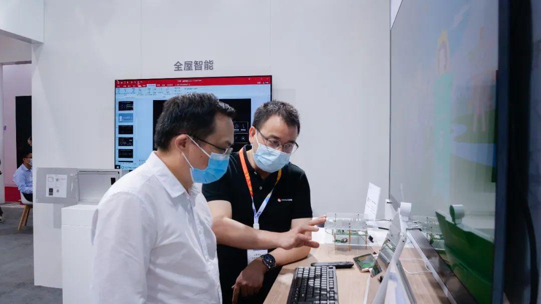 """上海海思以""""8K+AI: 全媒体 新终端""""为主题亮相CCBN 5G+8K快讯 第6张"""