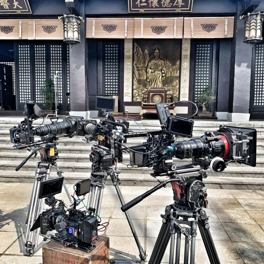 专访《御赐小仵作》摄影指导李博老师--MONSTRO 8K VV 拍摄 8K运用 第4张