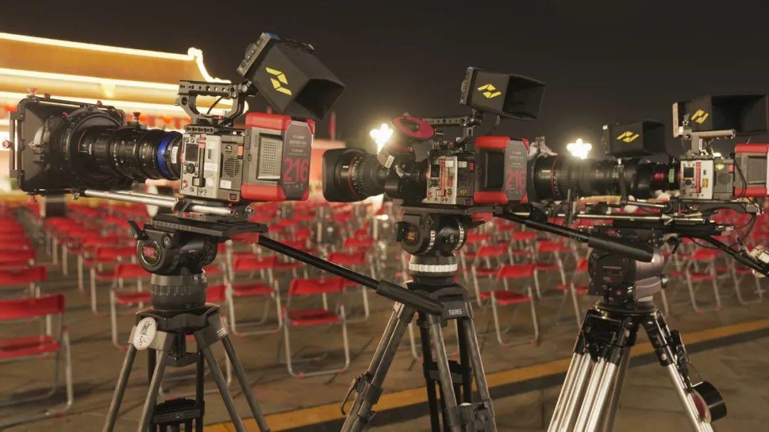 MAVO Edge 8K | 见证建党100周年重大活动 留存珍贵历史影像 8K摄影机 第6张