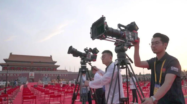 MAVO Edge 8K | 见证建党100周年重大活动 留存珍贵历史影像 8K摄影机 第7张