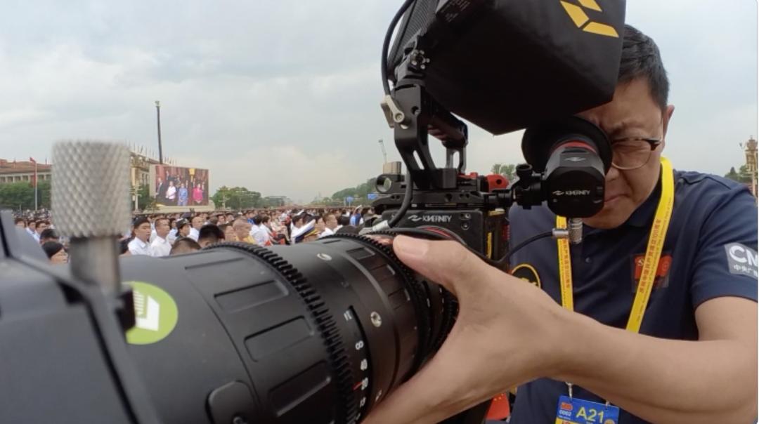 MAVO Edge 8K | 见证建党100周年重大活动 留存珍贵历史影像 8K摄影机 第8张