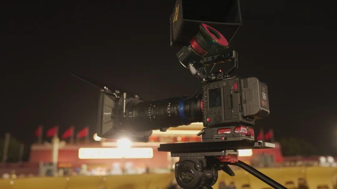 MAVO Edge 8K | 见证建党100周年重大活动 留存珍贵历史影像 8K摄影机 第9张