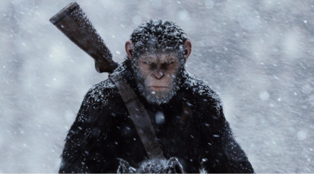 用Alexa大画幅拍摄 动作捕捉挑战升级《猩球崛起3:终极之战》的DIT工作流公开