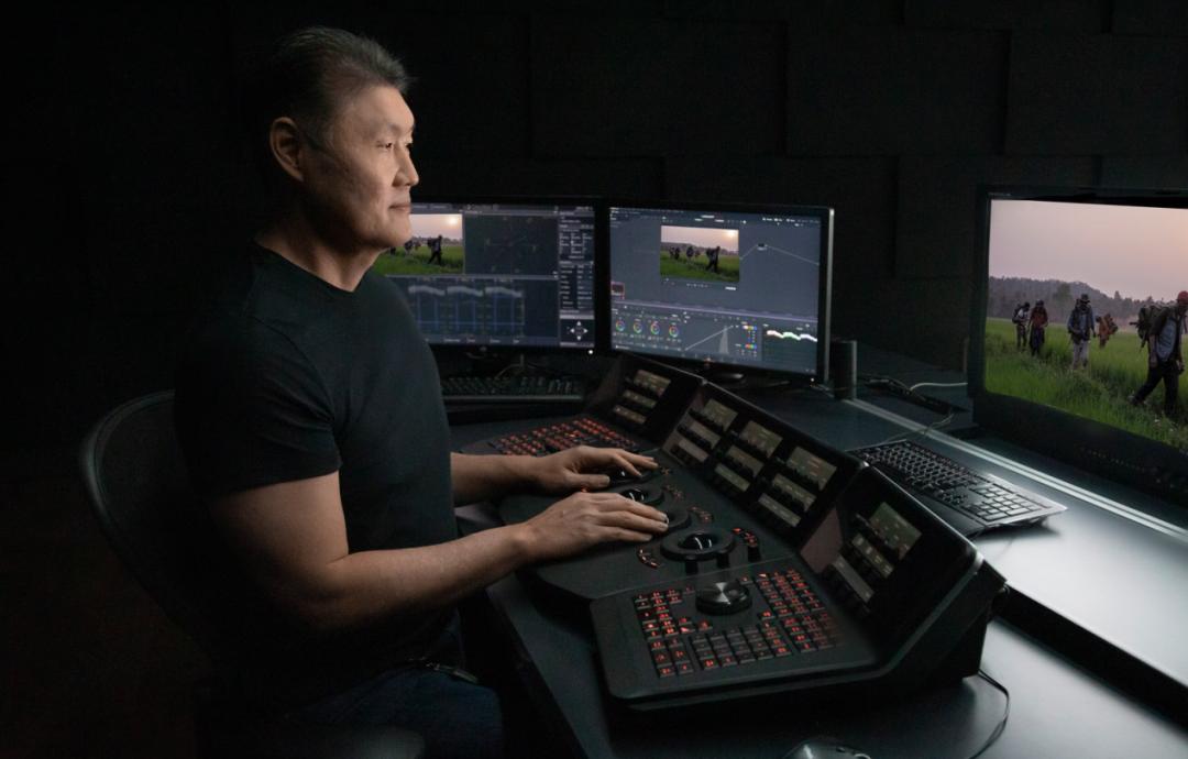 调色师杂谈:Company 3高级调色师/电影色彩联合负责人Stephen Nakamura