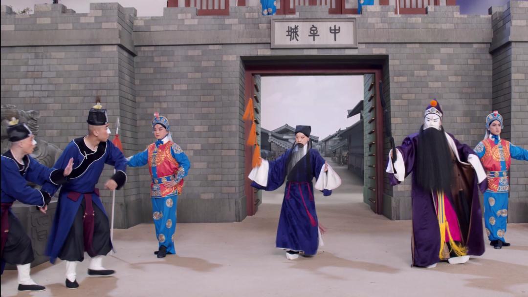 上海市8K全景声视听展示基地揭幕 8K全景声京剧电影《捉放曹》全球首映 8K视频案例 第15张
